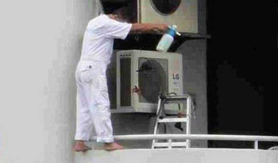 Air con installers 12