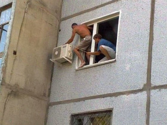 Air con installers 15