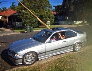 Tradies BMW