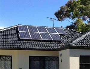 Solar Electrical Work
