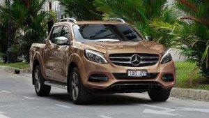 Mercedes-Benz Ute