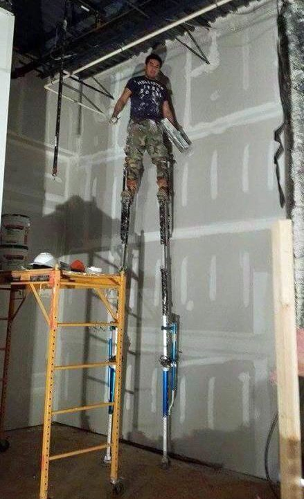 Plasterer Stilts