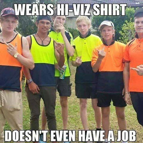 High viz kids