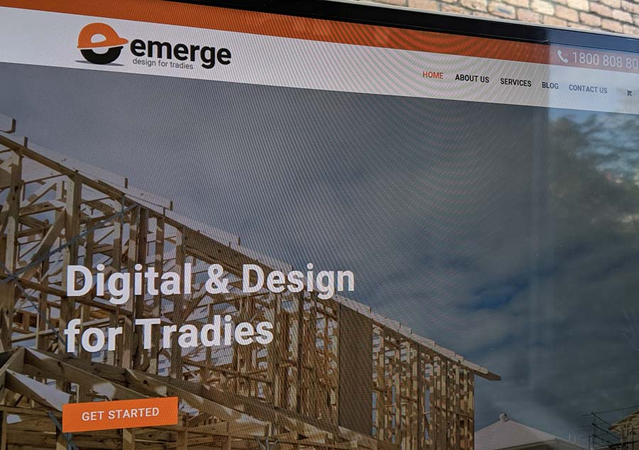 Emerge - Design for Tradies