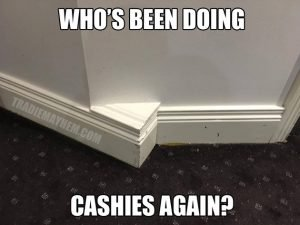 Cashies skirting