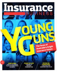 Young Guns Magazine Cover