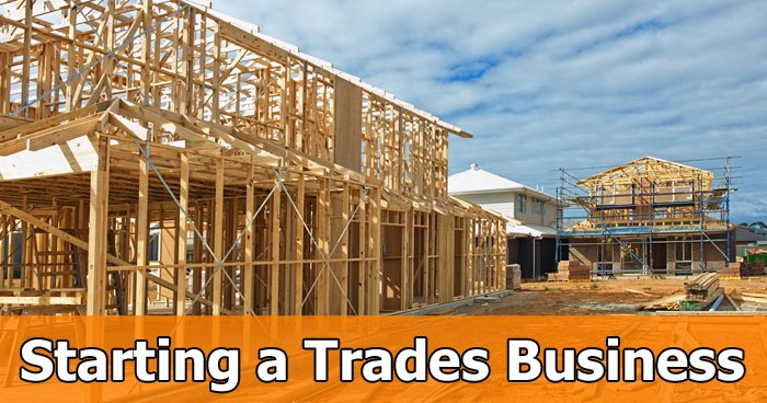 Starting a Trades Business