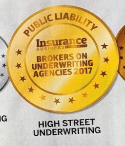 HSUA Public Liability Medal