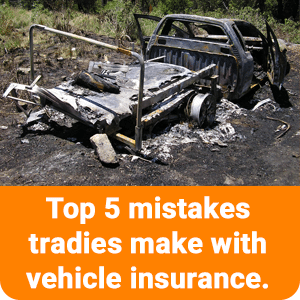 Tradie Vehicle Insurance Report