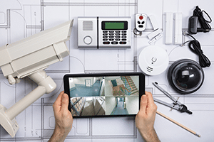 Alarm and CCTV Installation