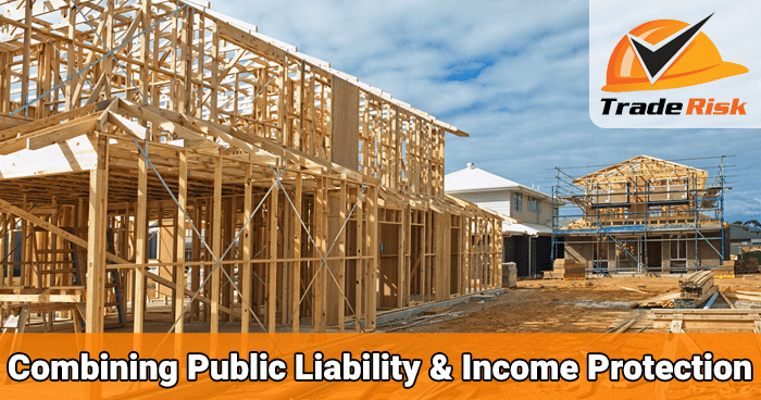 Combining public liability and income protection