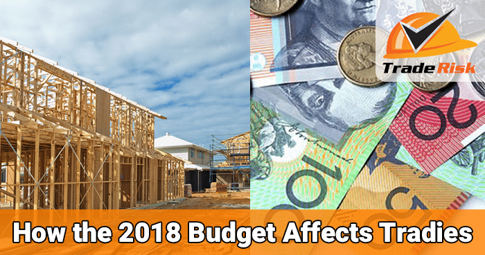 How the budget affects tradies