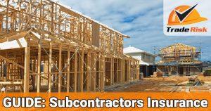 Subcontractors Insurance