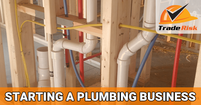 Starting a plumbing business