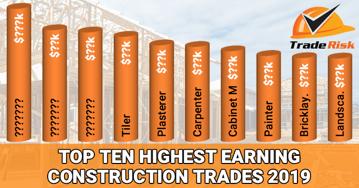 How much do tradies earn?