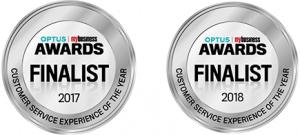 Optus Business Insurance Awards