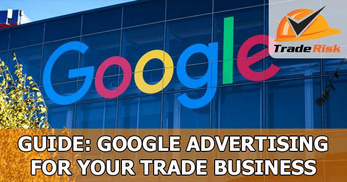 Google advertising for tradies