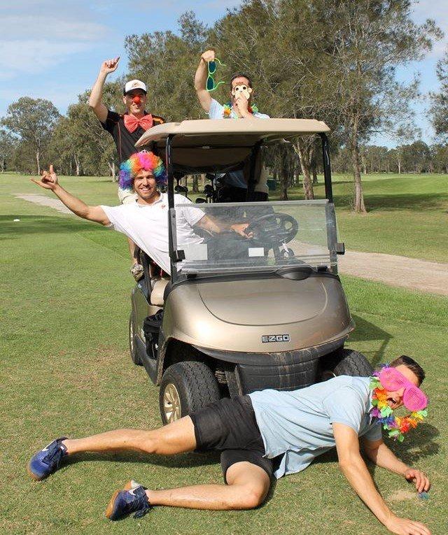 PROTRADE United Golf Day 2018