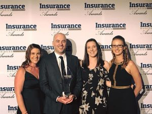 Insurance Business Awards 2018 - Team