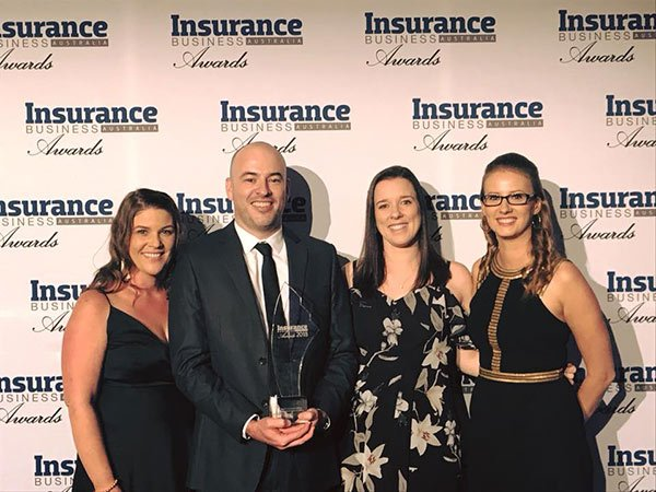 Insurance Business Awards 2018 - Team
