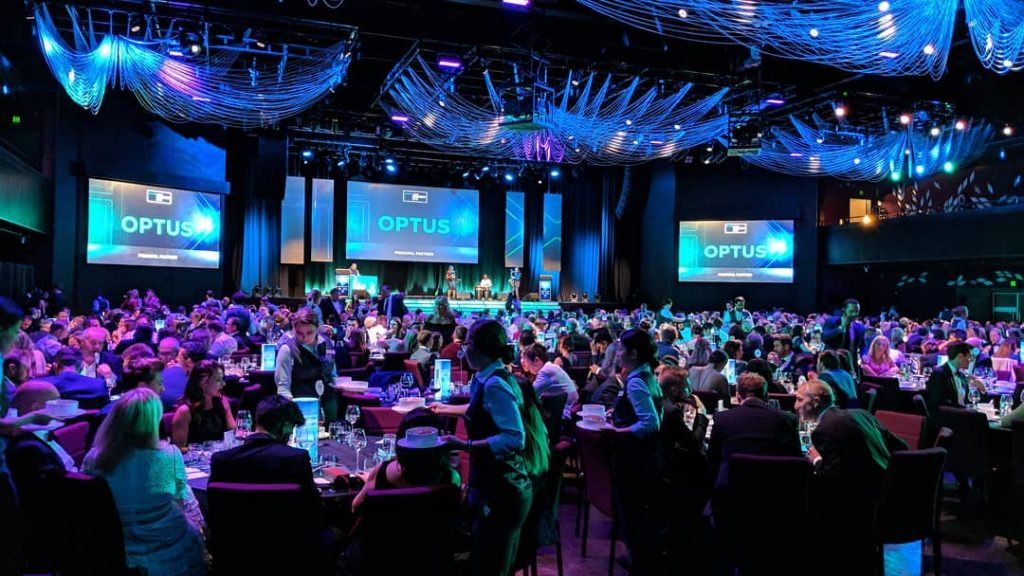 Optus MyBusiness Awards 2018