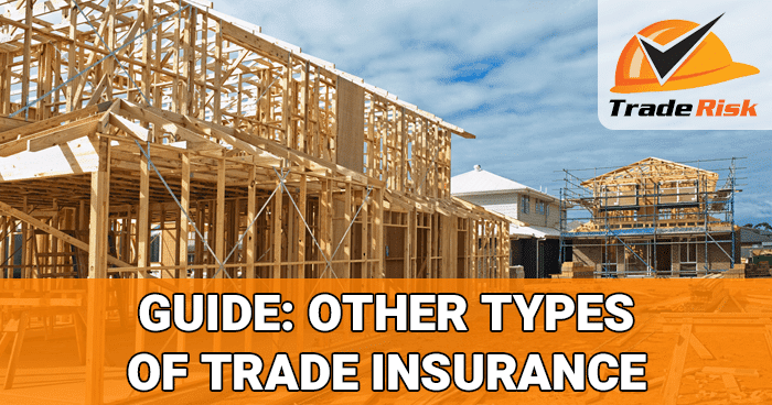 Other types of Trade Insurance.