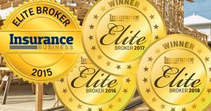 Elite Broker Medals
