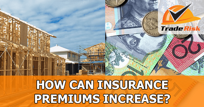 How can business insurance premiums increase?