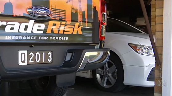 ABC News - Trade Risk Ute