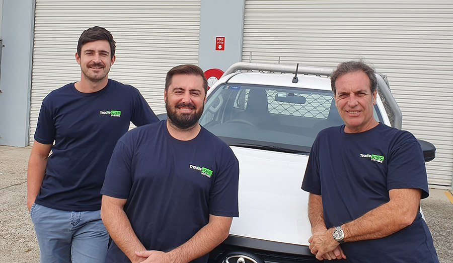TradieSpec Ute Hire Team