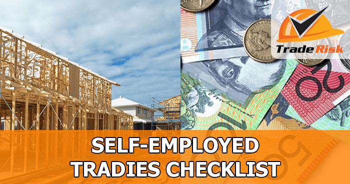 Self-Employed Tradies Checklist