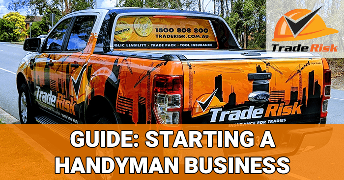 Starting a handyman business