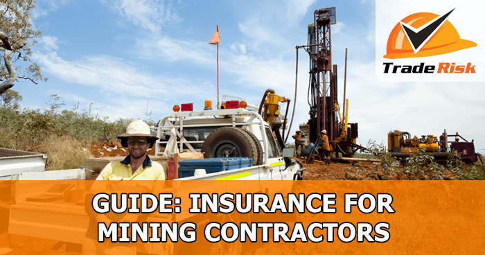 Mining Contractors Insurance
