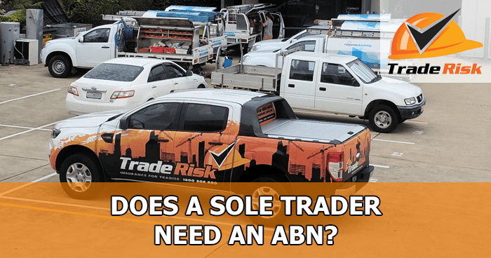 Does a Sole Trader need an ABN?