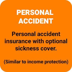 Quote - Personal Accident Insurance