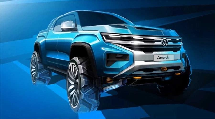2022 Volkswagen Amarok