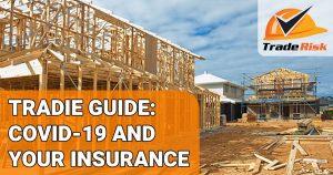 COVID-19 Tradies Insurance
