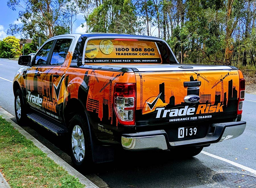 Trade Risk Ford Ranger