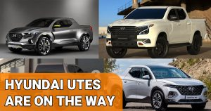 Hyundai utes coming to Australia