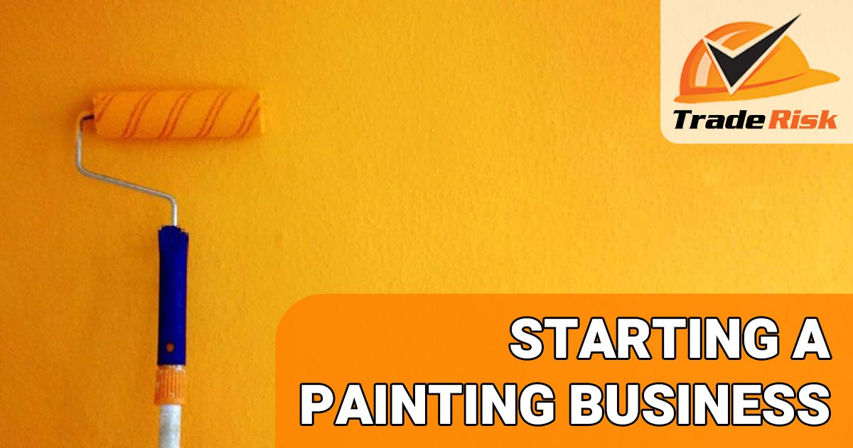 Starting a painting business