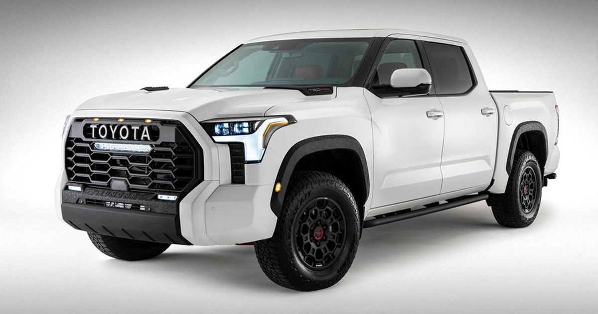 2022 Toyota Tundra TRD
