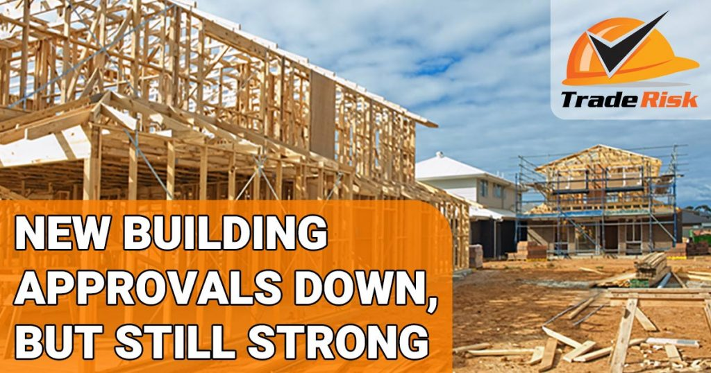 Building Approvals - July 2021
